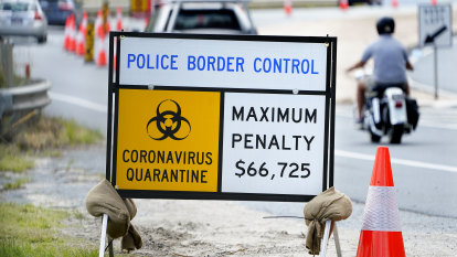 Coronavirus Queensland LIVE updates: new restrictions on crossing the state's borders