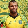 The Wallabies are set to wear the Indigenous jersey at the Rugby World Cup.
