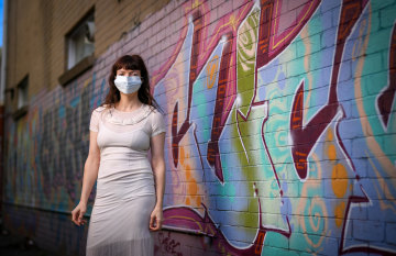 Melbourne artist plans to self-inseminate for a lockdown livestream