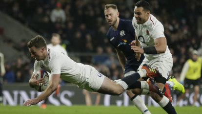 England and Scotland draw 38-all in stunning Six Nations finale