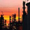 Caltex sees retail slip as refinery margins shrink