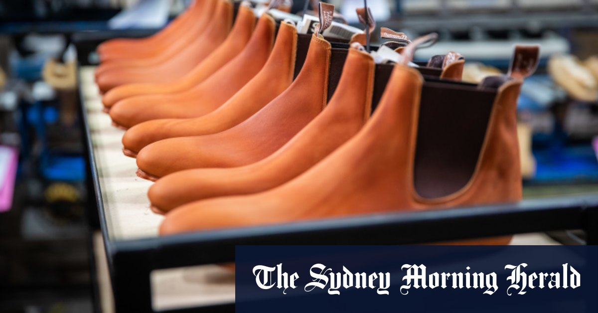 Image of article 'Australian leather the cure for refreshed RM Williams'