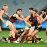 Tackle call on Essendon's Snelling wrong: AFL