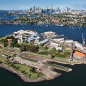 Liberal senator backs plan to put prized Sydney Harbour sites up for grabs
