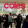 Coles boss crosses fingers for speedy recession recovery