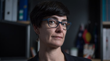 Children's Commissioner Liana Buchanan.