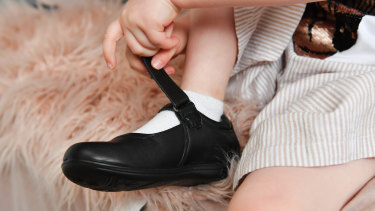 Donning school shoes for the first time and starting 'big school' is a big transition for any family.