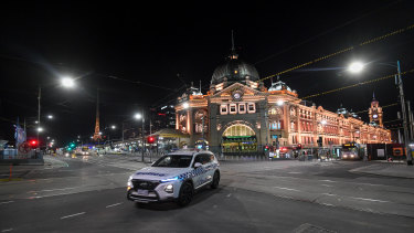 Some COVID-19 restrictions have been eased in Melbourne.