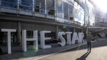 The Star says its local business is only being held back by capacity restrictions.