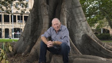 Comrie Bucknell, former student of The Armidale School, says he was sexually abused by Mr Graham.