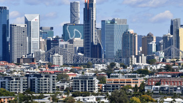Brisbane's apartment and unit market is gradually recovering after an investor boom saw a glut in construction.