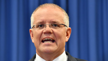 Prime Minister Scott Morrison has pledged to preference One Nation below Labor on how-to-vote cards.