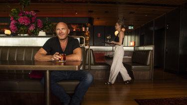 Chef and restauranteur Matt Moran will spend New Year's Eve at his Barangaroo House venues.