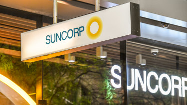 Suncorp declared a final dividend of 10 cents a share.