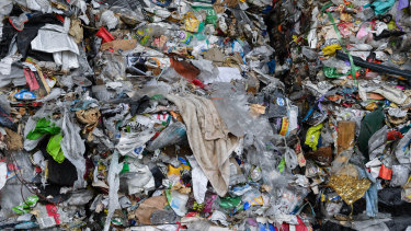 Australia has been warned it needs to boost its local plastics recycling industry.