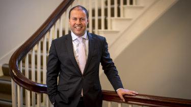 Josh Frydenberg, Minister for Enviorment and Energy.