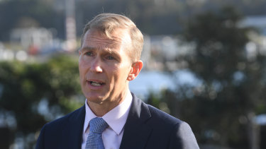 Planning and Public Spaces Minister Rob Stokes is highly critical of the RBA paper.