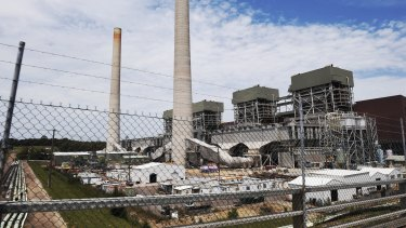 Origin's Eraring power plant in NSW is the largest coal-fired generator in Australia.