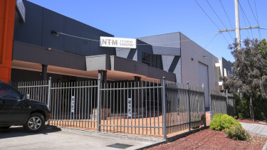 Neil Thomas Ministries' global headquarters in Tullarmarine, Melbourne.