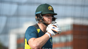 Steve Smith missed all three of Australia's ODI matches, though the team had hoped he would be OK to play in the third match.