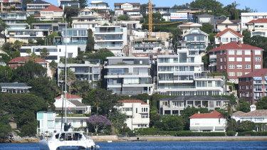 LandMark White values home loan applications on behalf of lenders