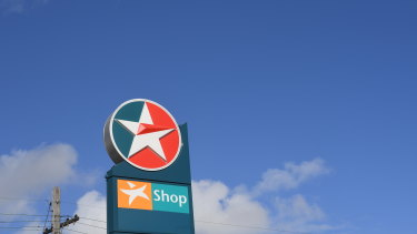 Caltex is seeing a huge drop in demand for fuel as a result of COVID-19.