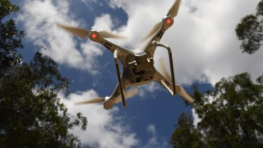 Victoria Police plan to use drones to monitor people in public spaces over the weekend.