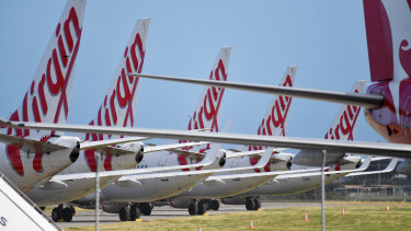 Virgin Australia has gone into administration, leaving its customers high and dry.