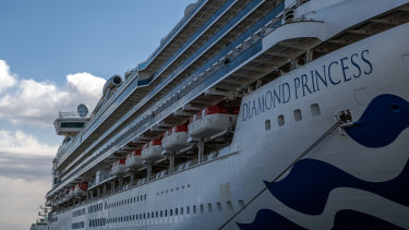 Australians trapped on the Diamond Princess are being offered mental health support.