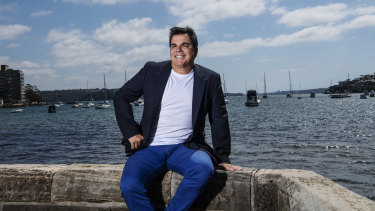 Millionaire ex-garbo Ian Malouf and family will spend Christmas day aboard his 52-metre yacht Mischief.