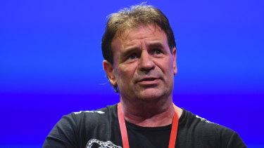 Union boss John Setka.
