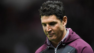 Trent Barrett has agreed to join the Panthers.