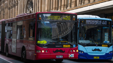 Bus services, including ones in the northern beaches and eastern suburbs, are up for privatisation.