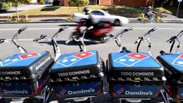 Domino's said there was scope to open about 150 stores in Denmark.
