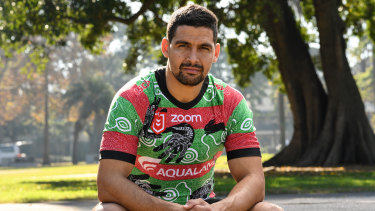 Breakout: Cody Walker has been among the NRL's best this season.