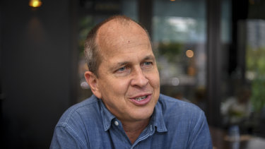 AJF director Peter Greste.