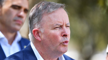 Anthony Albanese says the federal government needs to boost its health response to the fires.