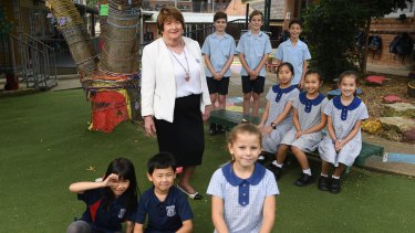 Hornsby North Public School students have made significant improvement in their literacy and numeracy NAPLAN tests.