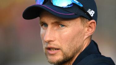 England captain Joe Root cannot play bad cop.