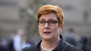 Australian Minister for Foreign Affairs expressed deep concern for Mr Khashoggi.