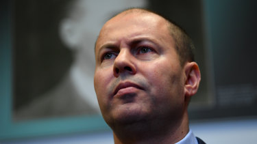 Treasurer Josh Frydenberg is facing another set of poor economic figures.