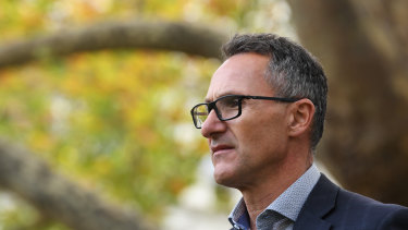 Richard di Natale will not rule out accepting donations from John Setka.