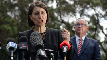 NSW Premier Gladys Berejiklian has delayed the easing of coronavirus restrictions as she and Health Minister Brad Hazzard are both concerned that  testing numbers are not high enough.