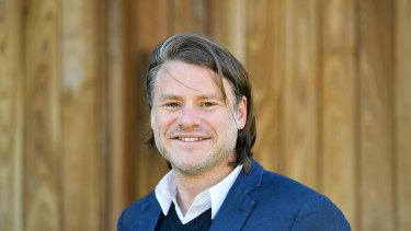 MyDNA investor and former Swisse CEO Radek Sali.