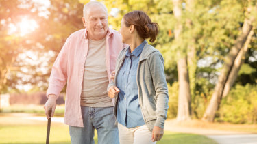 Respite care is available to provide a regular carer with a much-needed break.