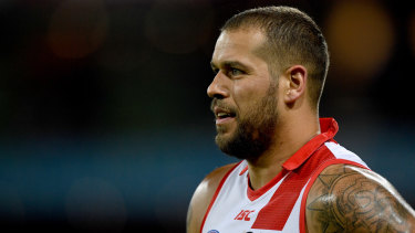 Lance Franklin went public with his struggles, but it's not a decision for everyone.