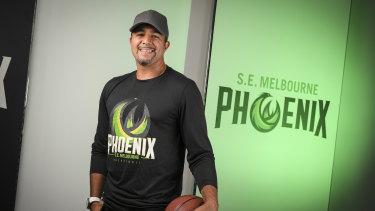 South East Melbourne Phoenix owner Romie Chaudhari.