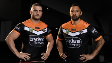 Robbie Farah and Benji Marshall are keen to play on in 2020.
