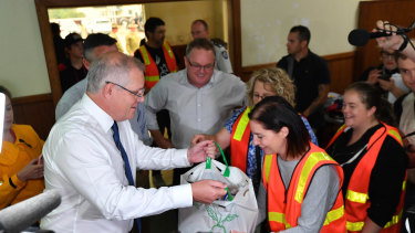 Prime Minister Scott Morrison has said he will take the proposal for a royal commission into this summer's bushfires to his cabinet.