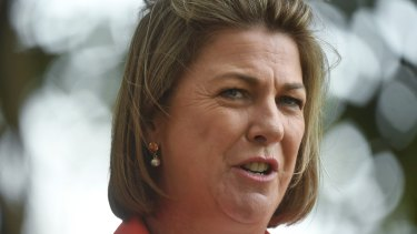 Water Minister Melinda Pavey says a new report warns the controversial water sharing plan cannot be delivered.